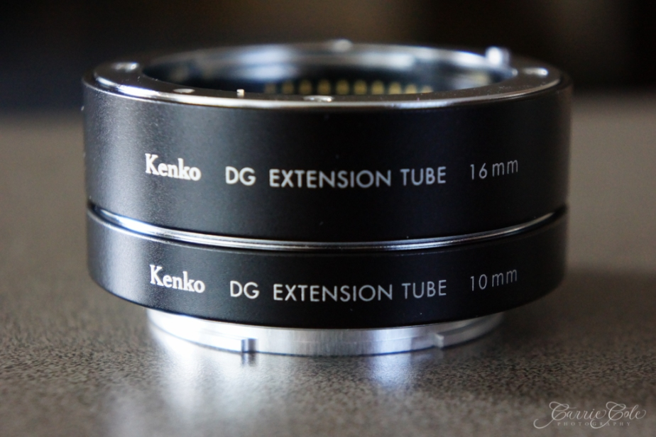 Kenko Sony E-Mount Auto Extension Tube Set
