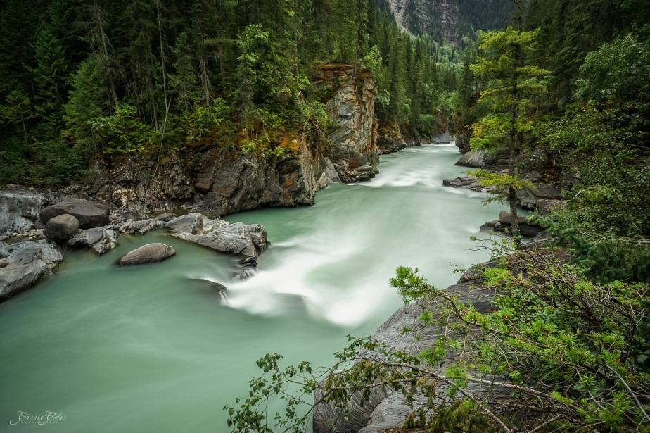 Overlander Falls Trail